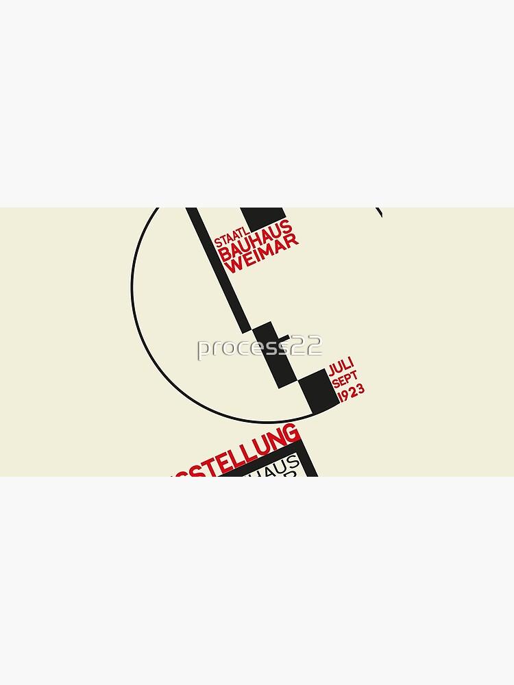 Bauhaus#24 by process22