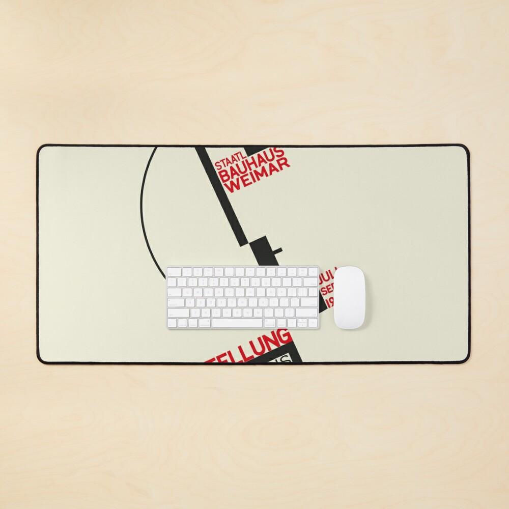 Bauhaus#24 Mouse Pad