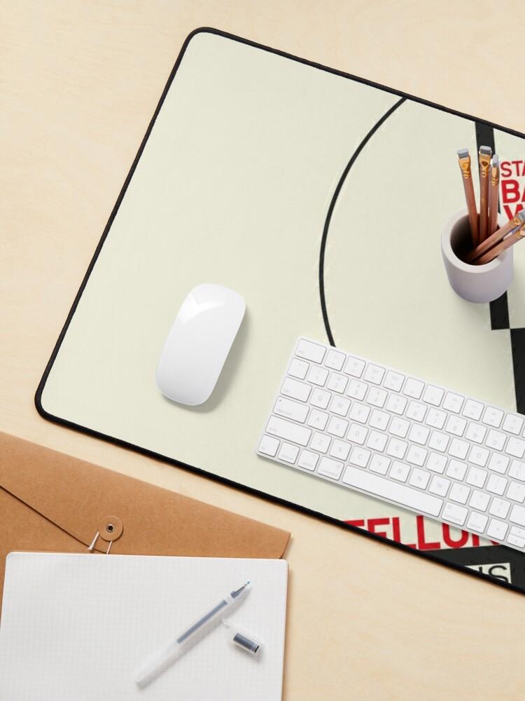 Alternate view of Bauhaus#24 Mouse Pad