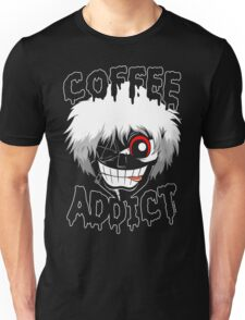 Ghouls Love Coffee Unisex T-Shirt