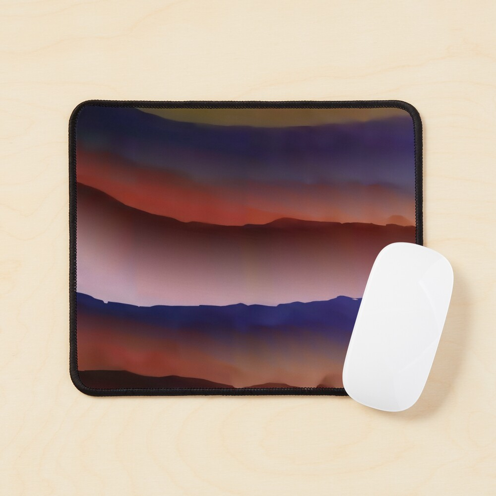 Abstract acrylics patterns Abstract artwork collection design file 008 Mouse Pad