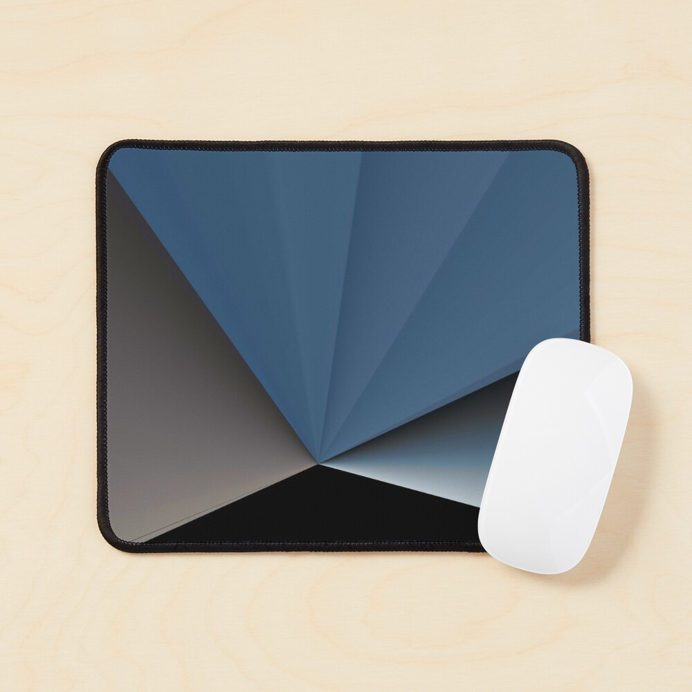 Abstract acrylics patterns Abstract art collection design no. 014 Mouse Pad