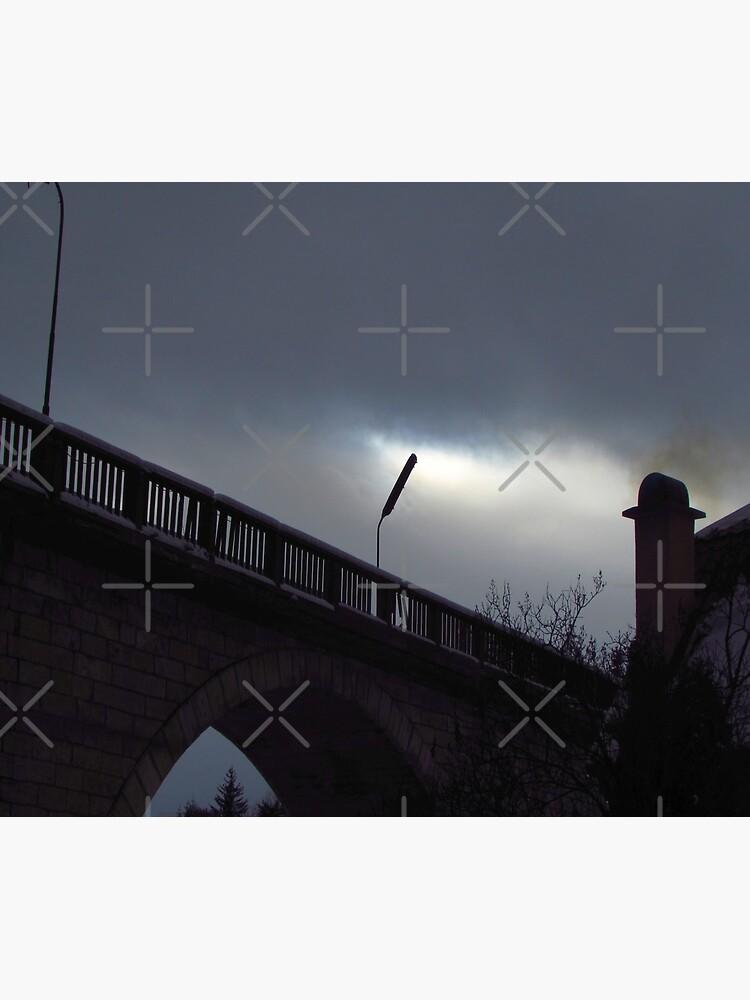 Light up my sky winter scene by CWartDesign