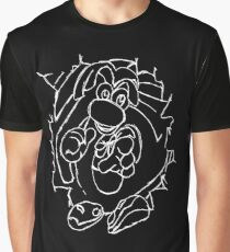 Rayman White Graphic T-Shirt