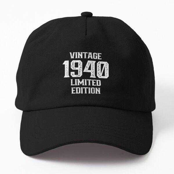 Vintage 1940 Dad Hat