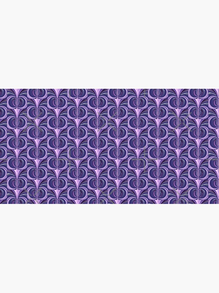 Multicolored unique everlasting pattern. Geometric pattern by CWartDesign
