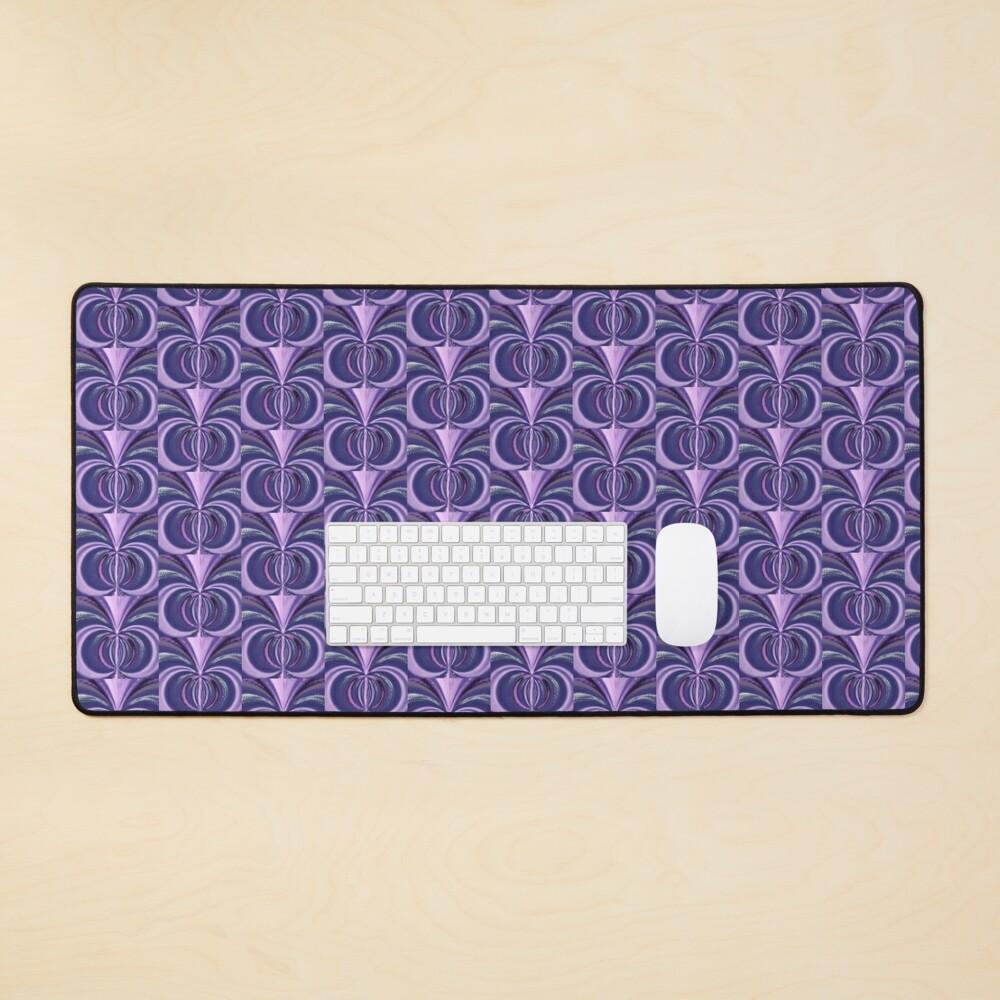 Multicolored unique everlasting pattern. Geometric pattern Mouse Pad