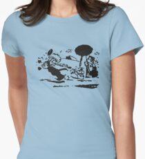 Pulp Fiction - Krazy Kat Women's Fitted T-Shirt