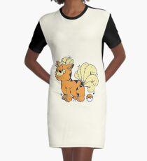 Evefield Graphic T-Shirt Dress