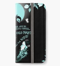 Ofeila and Fauno iPhone Wallet