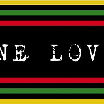 ONE LOVE by zuretzat