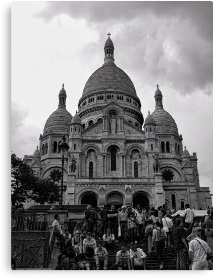 Montmartre by diarypictures