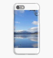 Scottish Lochs and Mountain iPhone Case/Skin
