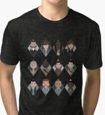 The Walking Dead: Kader Ziele Vintage T-Shirt