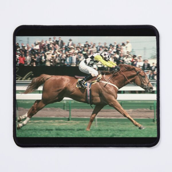Saintly winning 1996 Melbourne Cup Mouse Pad