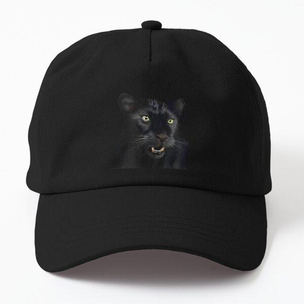Black panther Dad Hat