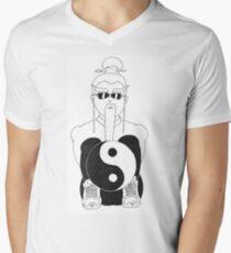 The Beard I Grow – Pai Mei Mens V-Neck T-Shirt