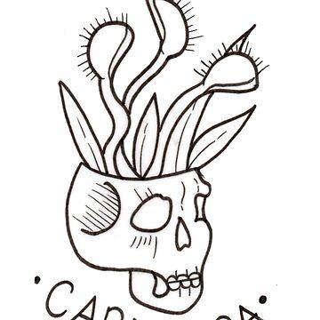 Carnivorous plant by HorimonoAtelier