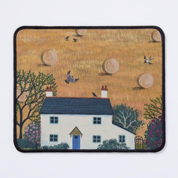 Harvest Cottage Mouse Pad