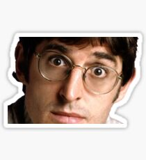 theroux Sticker