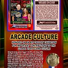 Arcade Culture Award (by Walter Day) by datagod