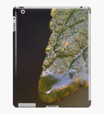 Water Droplet V iPad Case/Skin