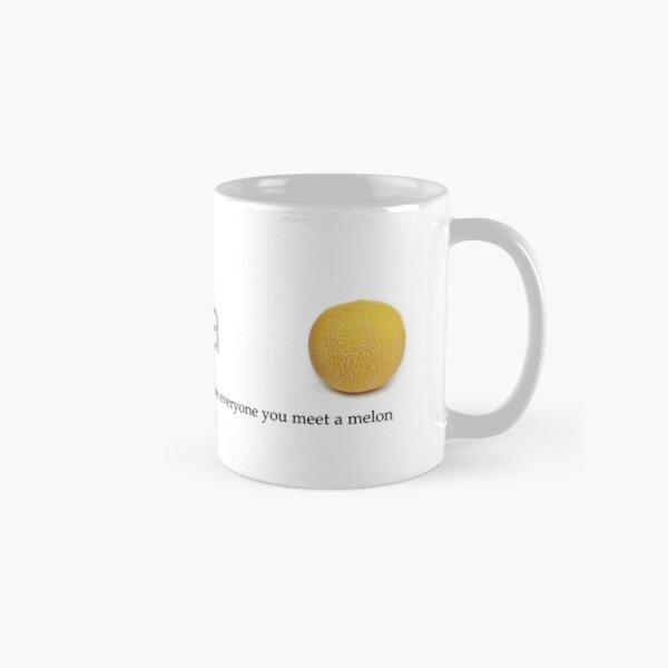 Melon Classic Mug