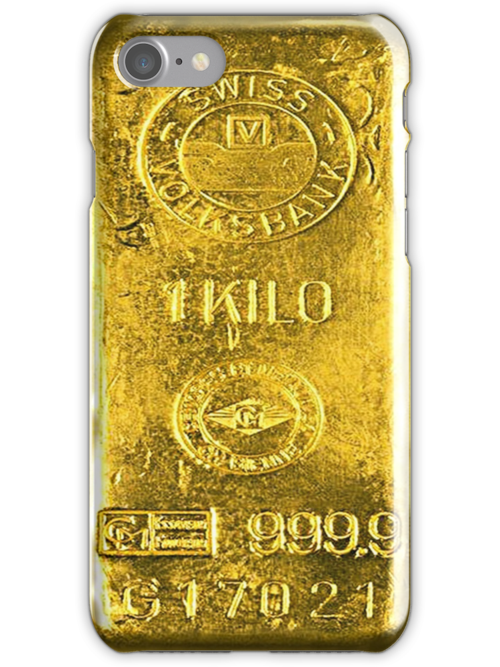 Gold Bar by Brother Adam