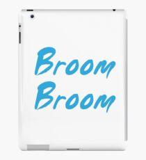Broom Broom iPad Case/Skin