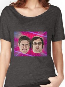 Tim and Eric Awesome Show Women's Relaxed Fit T-Shirt