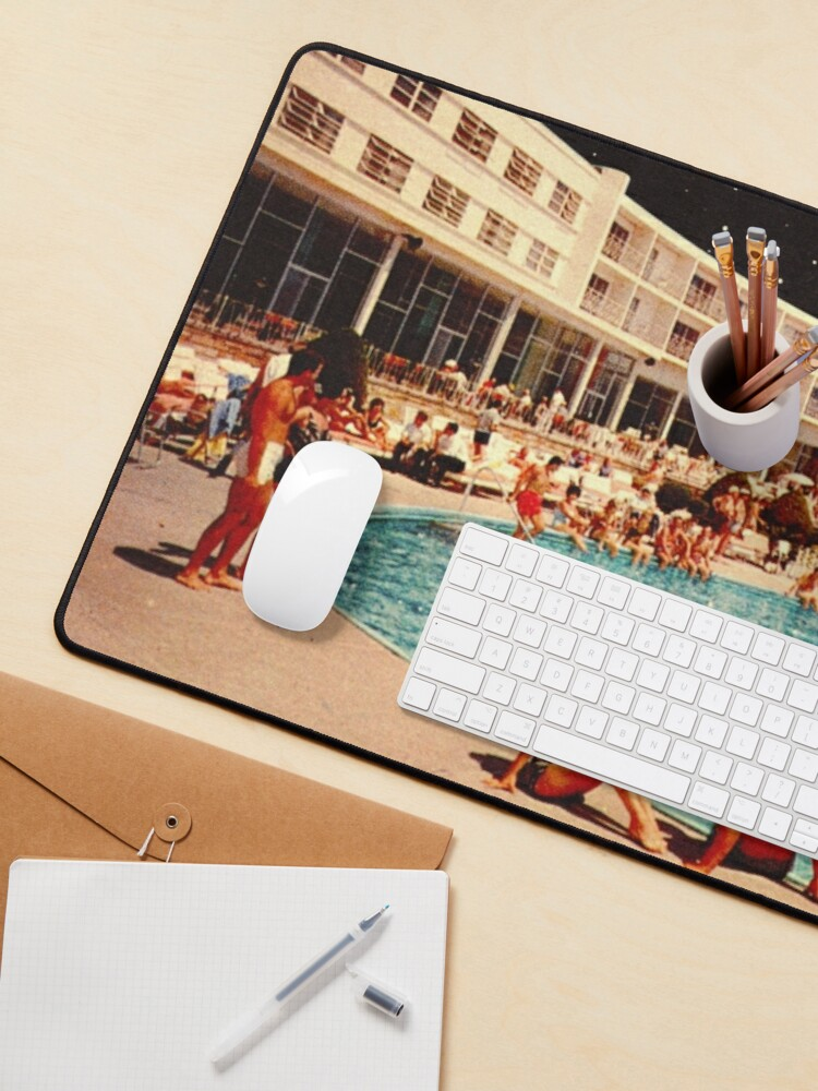 Alternate view of Lunar Pool Life Mouse Pad