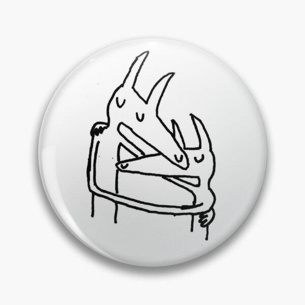 Twin fantasy - Car seat headrest Pin