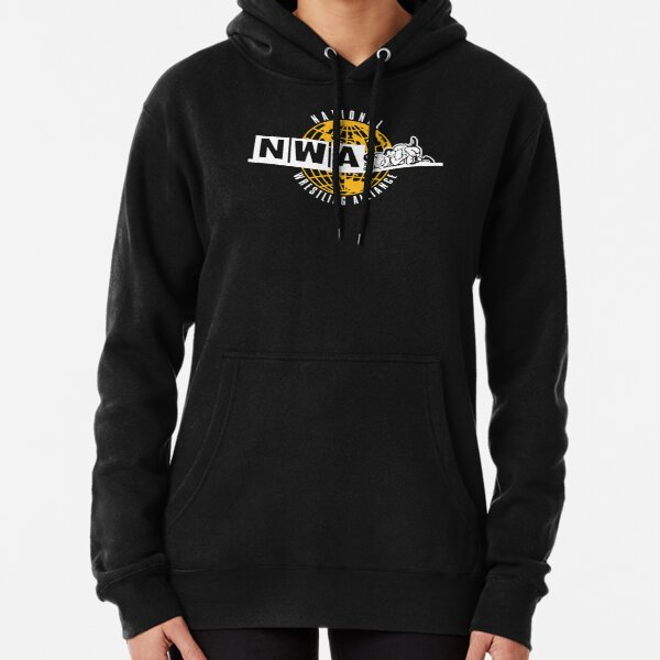 NWA - National Wrestling Alliance Pullover Hoodie