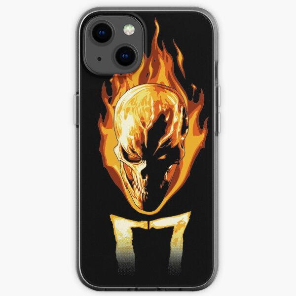 The Rider iPhone Soft Case