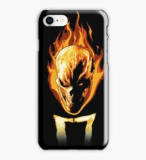The Rider iPhone Case/Skin