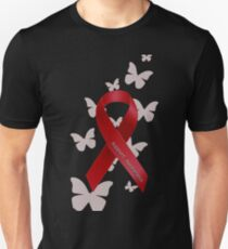 Support Red Ribbon Awareness T-Shirt