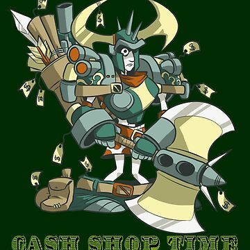 That's it. CASH SHOP TIME by MMOGrinder