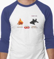 Street Fightin' Fish Men's Baseball ¾ T-Shirt
