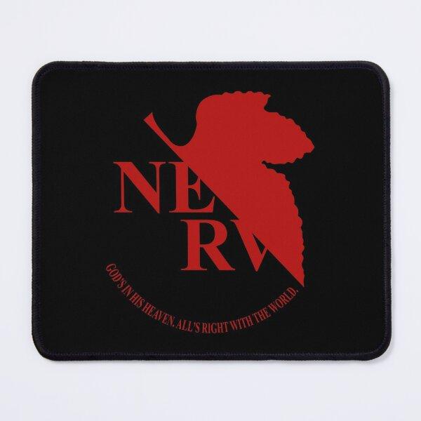 NERV Emblem - Neon Genesis Evangelion Mouse Pad