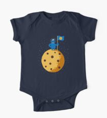 Cookie Conquered One Piece - Short Sleeve