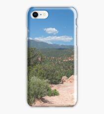 Garden of the Gods iPhone Case/Skin