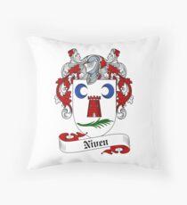 Niven (Aberdeen) Throw Pillow