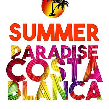 Costa Blanca by 3vanjava
