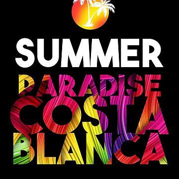 Summer Paradise Costa Blanca by 3vanjava