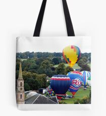 Strathaven Balloon Festival 2014 Tote Bag