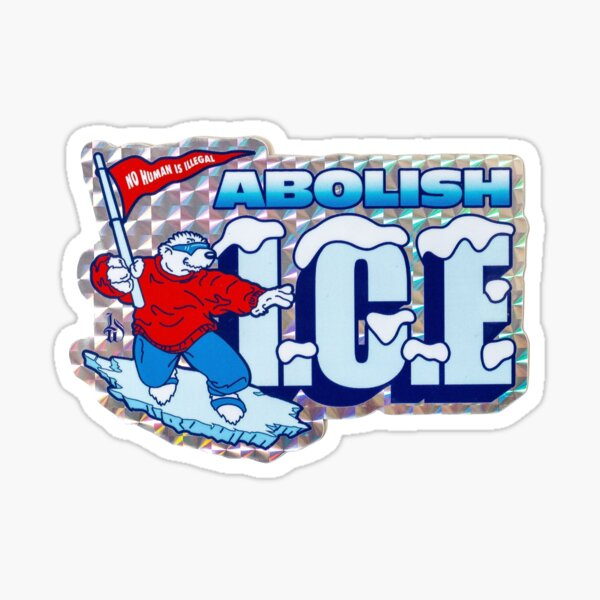 Eis abschaffen Sticker