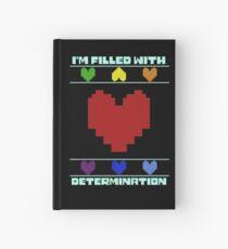 Entschlossenheit. Notizbuch