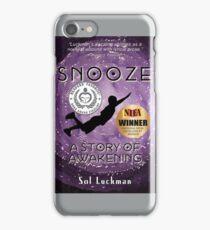 SNOOZE: A Story of Awakening iPhone Case/Skin