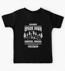 Camp Upside Down Kids Tee