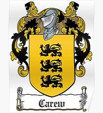 Carew (Carey, Kerry) - Cork Poster